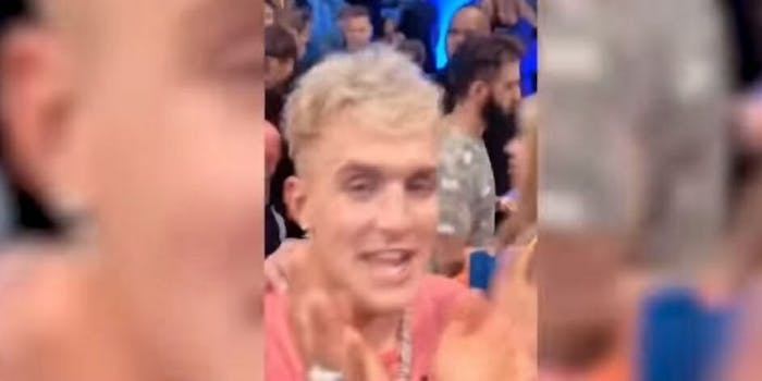Jake Paul party investigation police woman drugged
