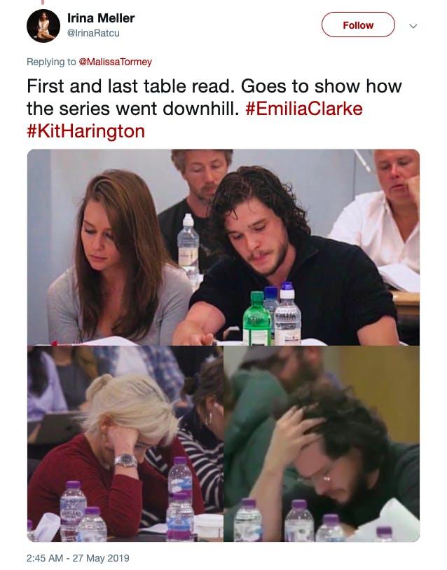 kit harington game of thrones finale memes