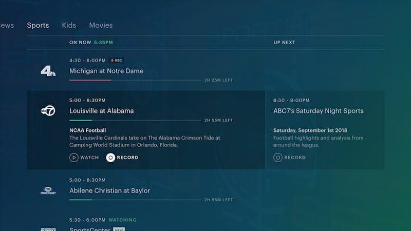 live tv dvr - hulu with live tv