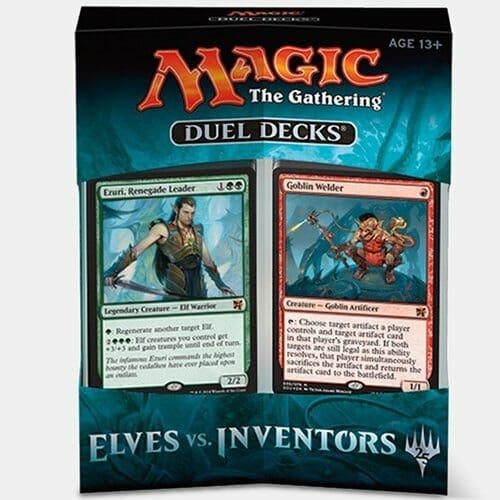 magic the gathering elves vs inventors