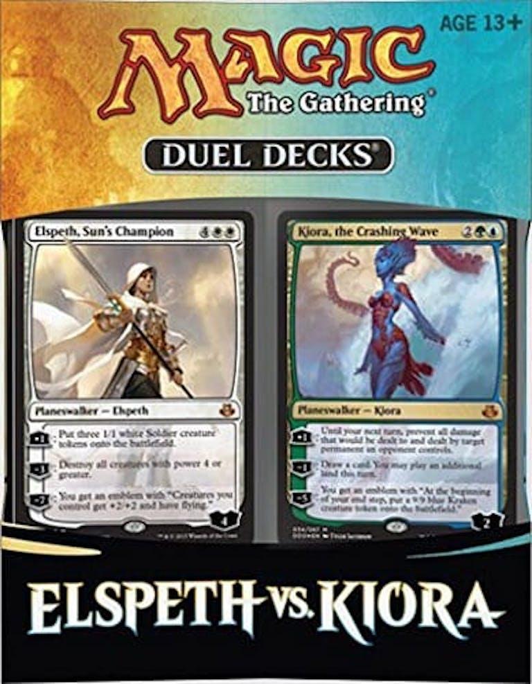 magic the gathering Elspeth Kiora