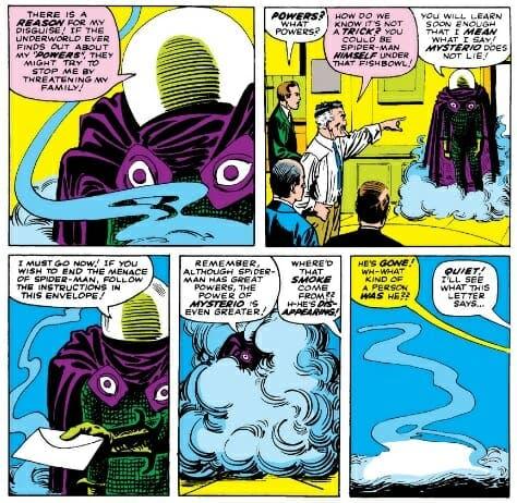 mysterio origin story