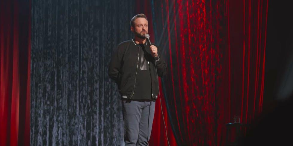 Netflix comedy specials 2019 - Nate Bargatze