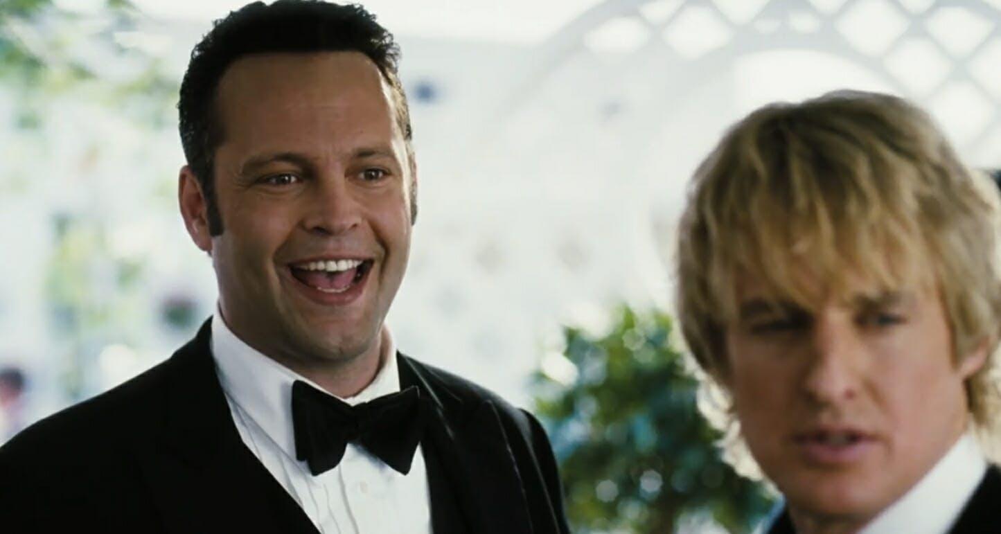 Netflix romantic comedies: Wedding Crashers