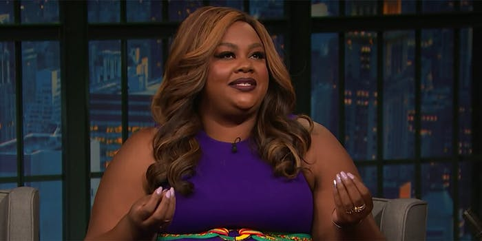 Nicole Byer calls out Netflix for 'whitewashing' a promotional image for 'Nailed It!'