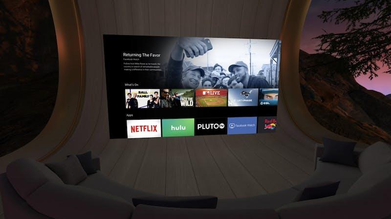 oculus cord cutting - oculus tv