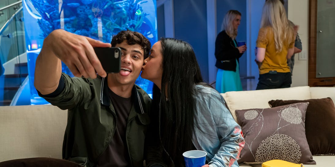 best romantic comedies on netflix - to all the boys i've loved before