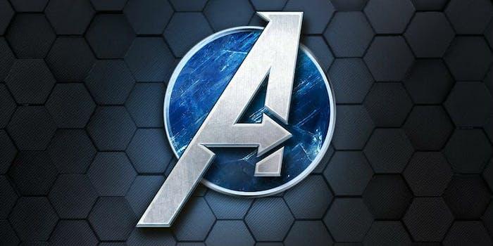 square enix avengers game e3