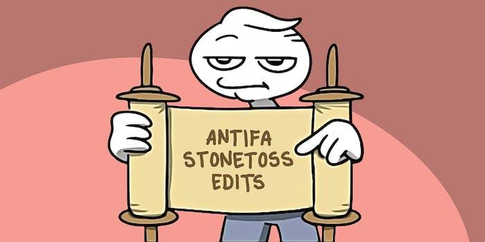 stonetoss antifa