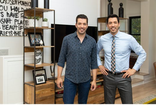 the property brothers forever home hosts