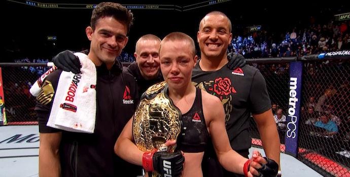 Transmisión en vivo del UFC 237