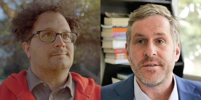 vic berger and mike cernovich