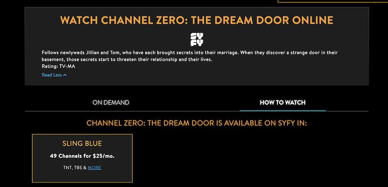 watch channel zero online