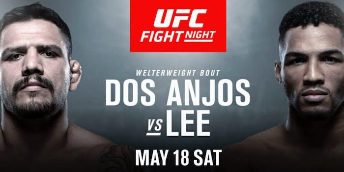 watch ufc fight night 152 live stream