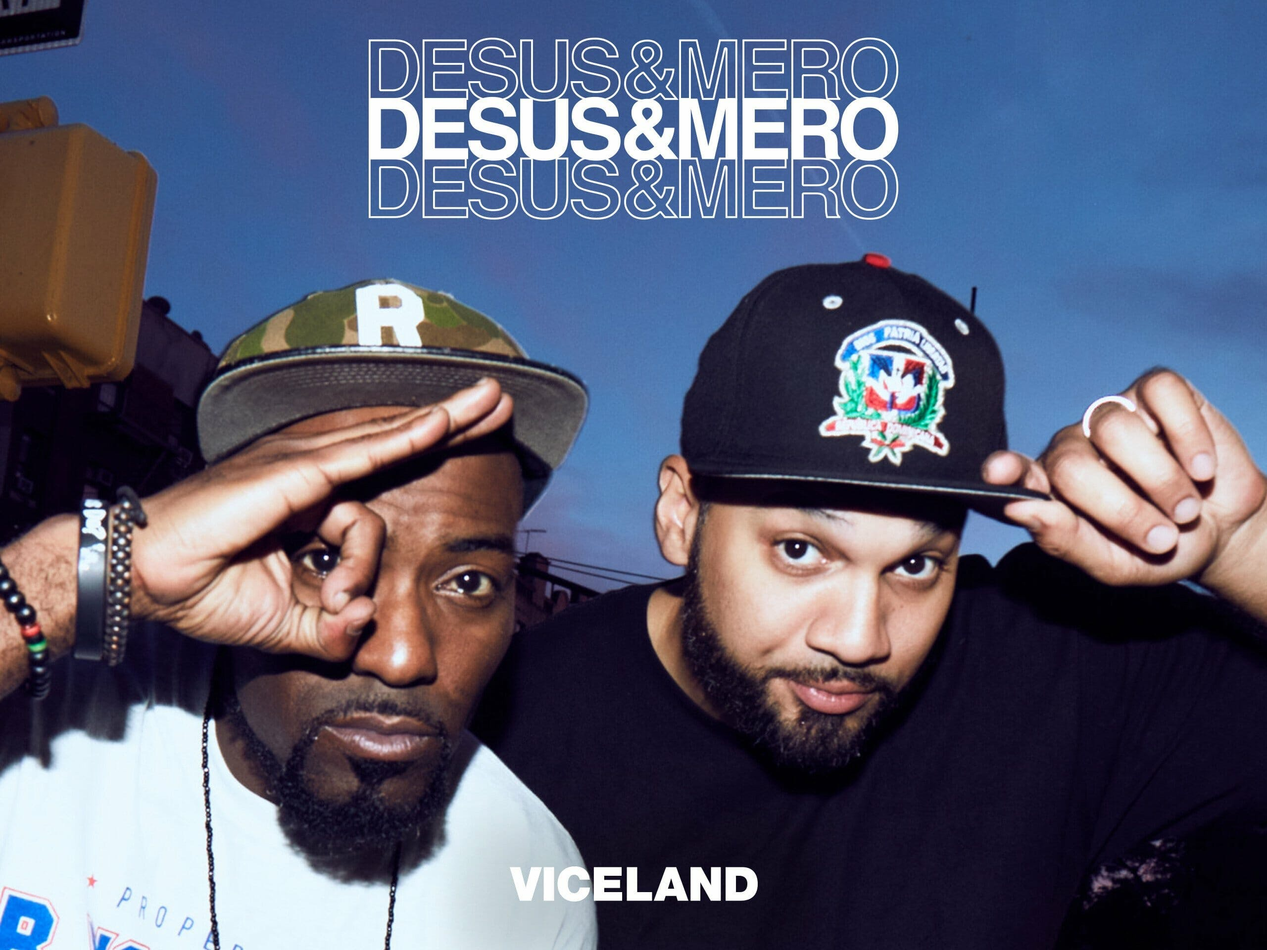 watch Desus and Mero online free on Amazon