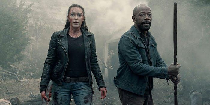 watch fear the walking dead season 5 online free