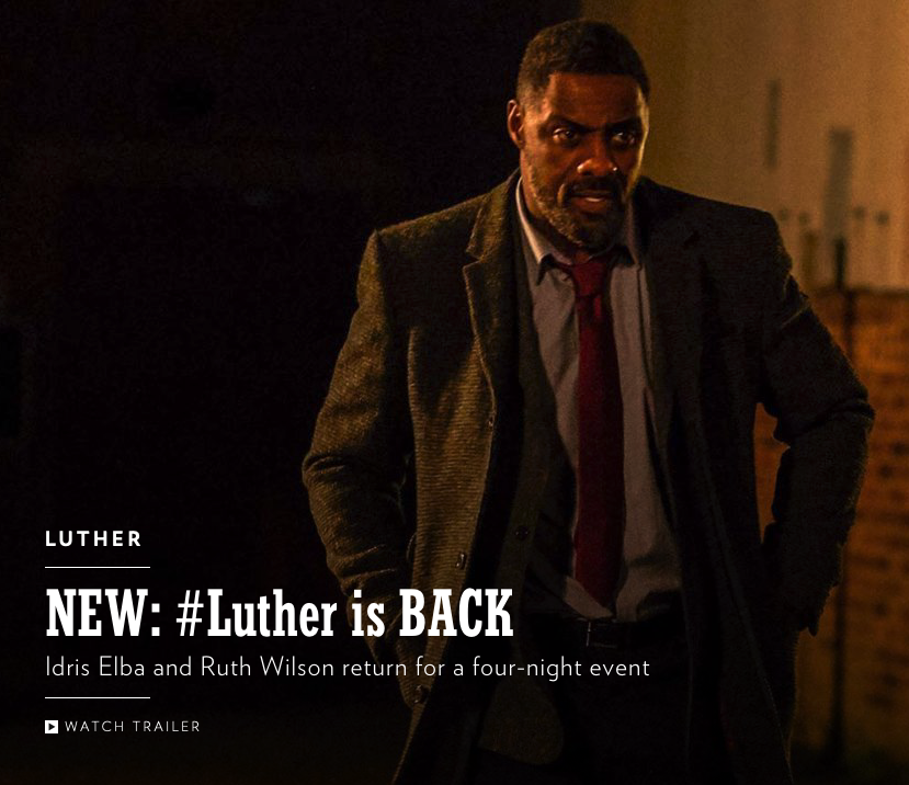 watch luther season 5 free on BBC America