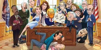watch our cartoon president season 2 online free