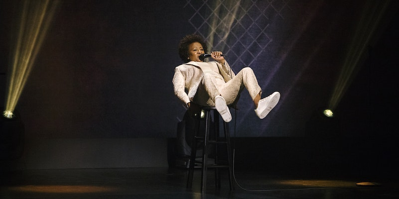 what to stream this weekend on netflix - wanda sykes not normal