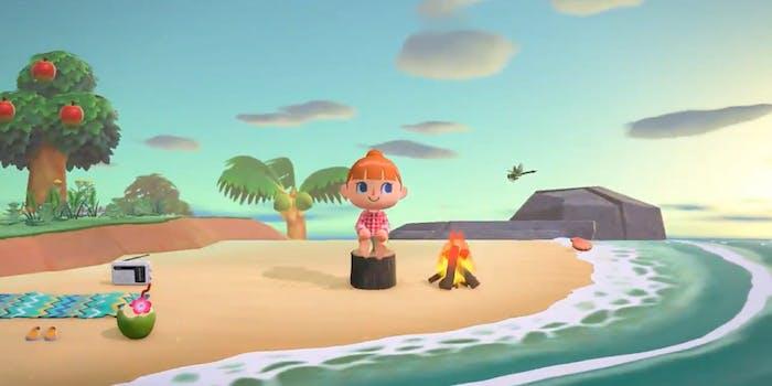 Animal Crossing: New Horizons Delay