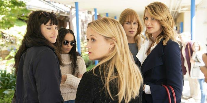 HBO Big Little lies season 2 review