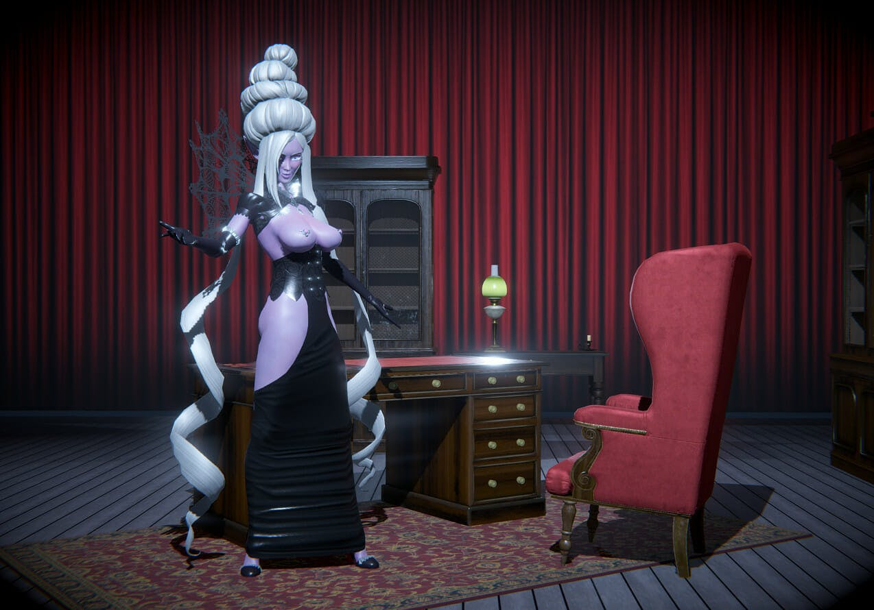 Dominatrix Simulator Headmistress