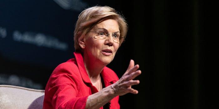 Elizabeth Warren Election Security Overhaul Proposal Medium