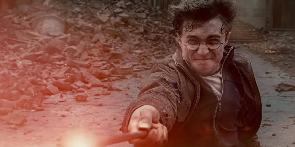 Harry Potter movies - Deathly Hallows 2