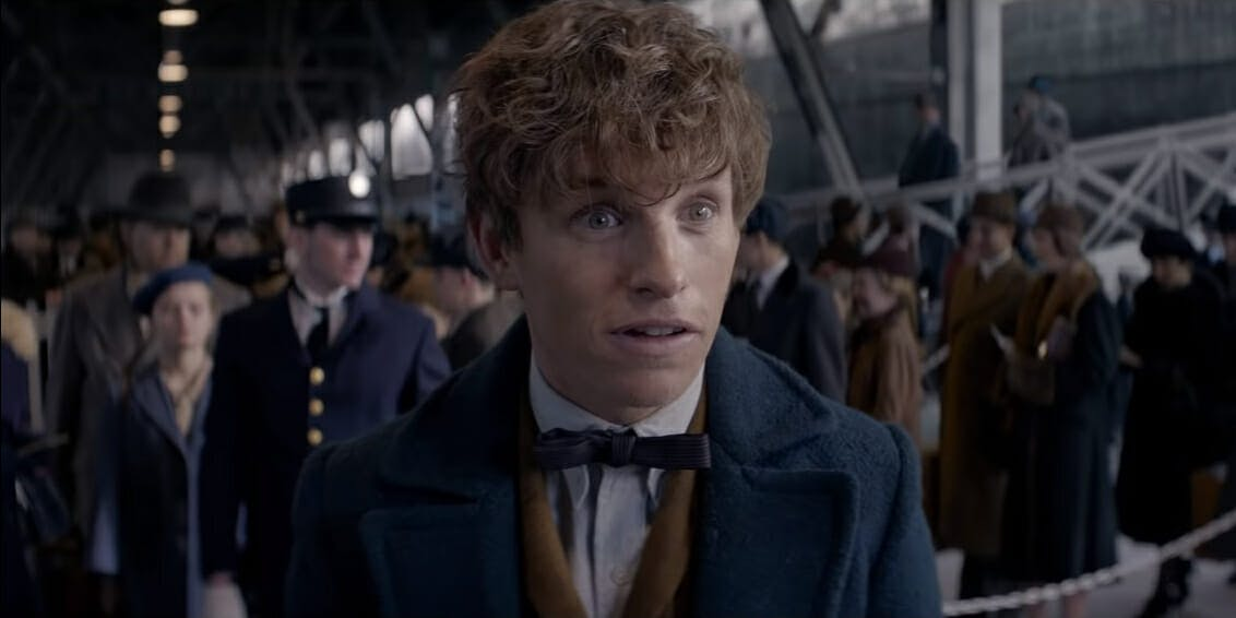 Harry Potter movies - Fantastic Beasts