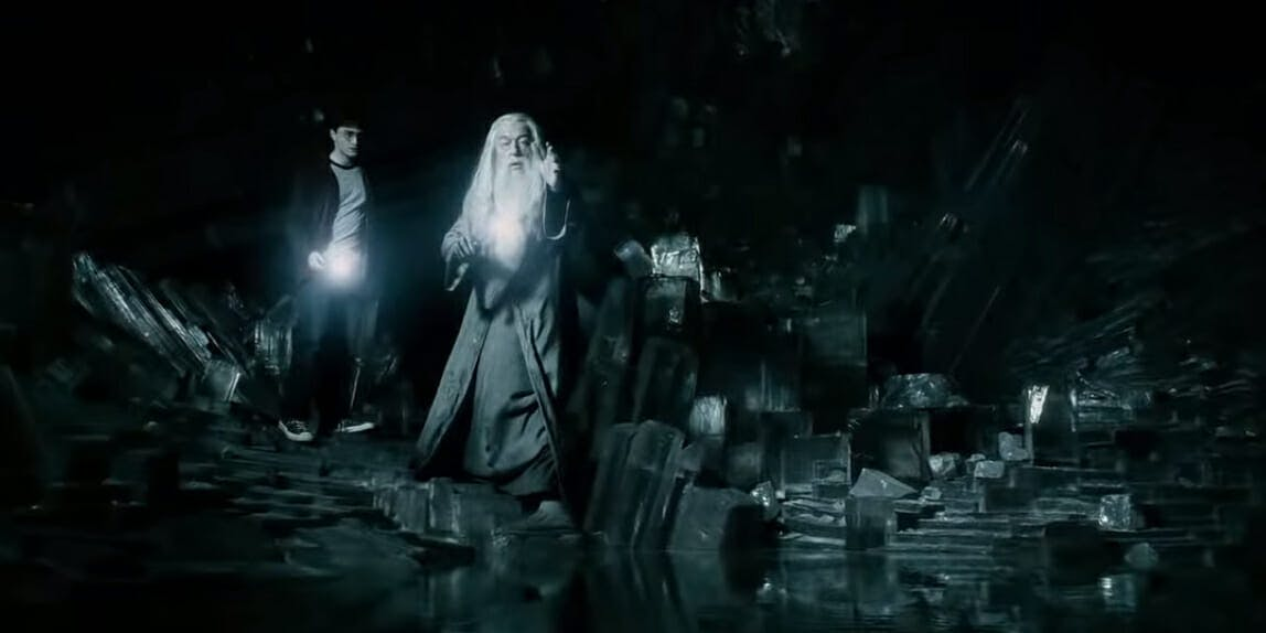 Harry Potter movies - Half-Blood Prince