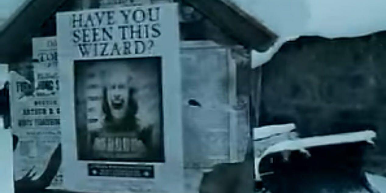 Harry Potter movies - Prisoner of Azkaban
