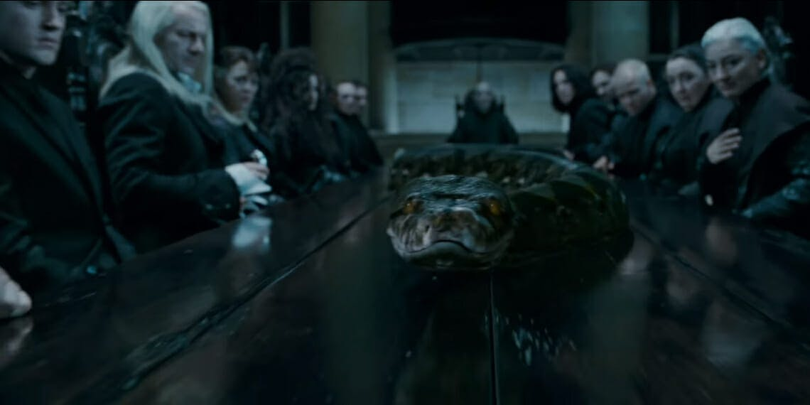 Harry Potter movies - Deathly Hallows Part 1