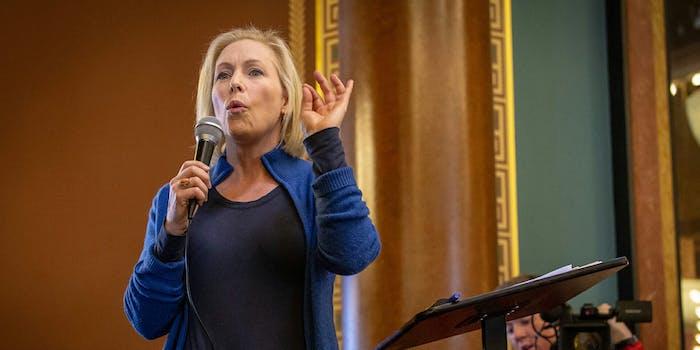 Kirsten Gillibrand Marijuana Legalization