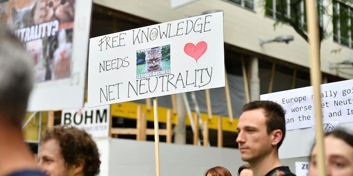 New Jersey Assembly Net Neutrality