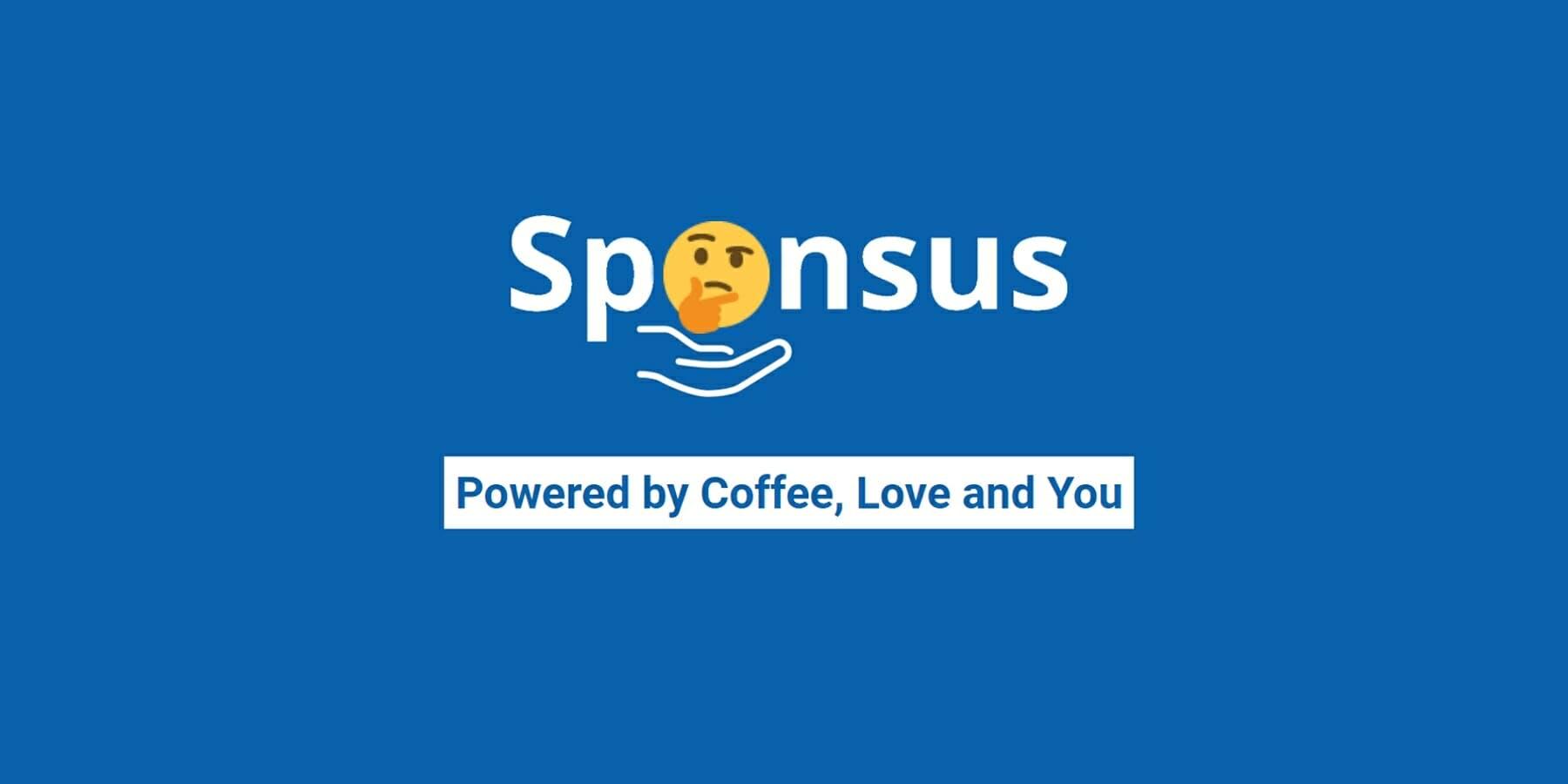 Sponsus Patreon Alternative