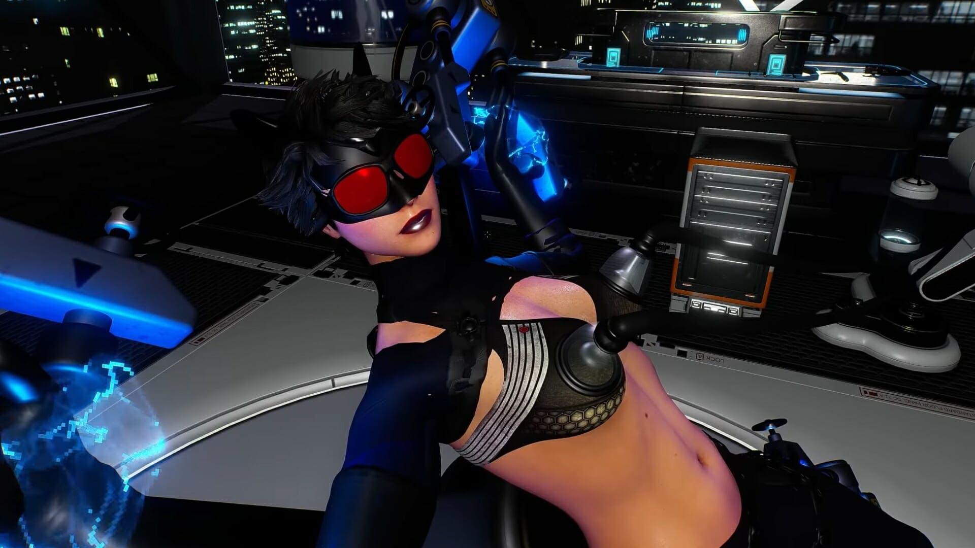 The Villain Simulator VR Porn