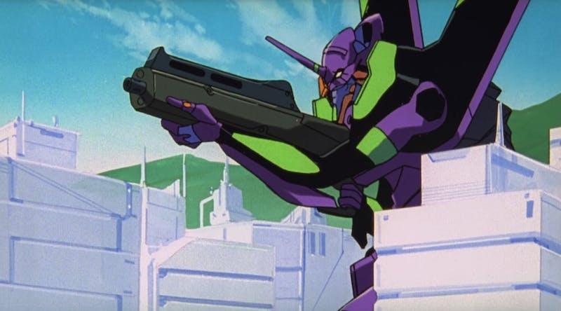 anime movies on netflix - evangelion death (true) 2