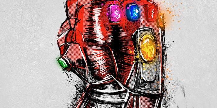 avengers endgame re-release poster