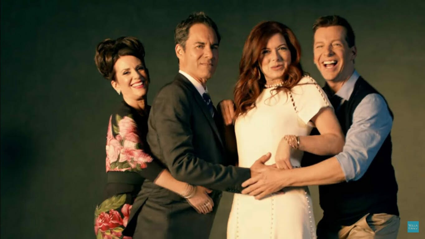 best lgbt shows on hulu - will and grace