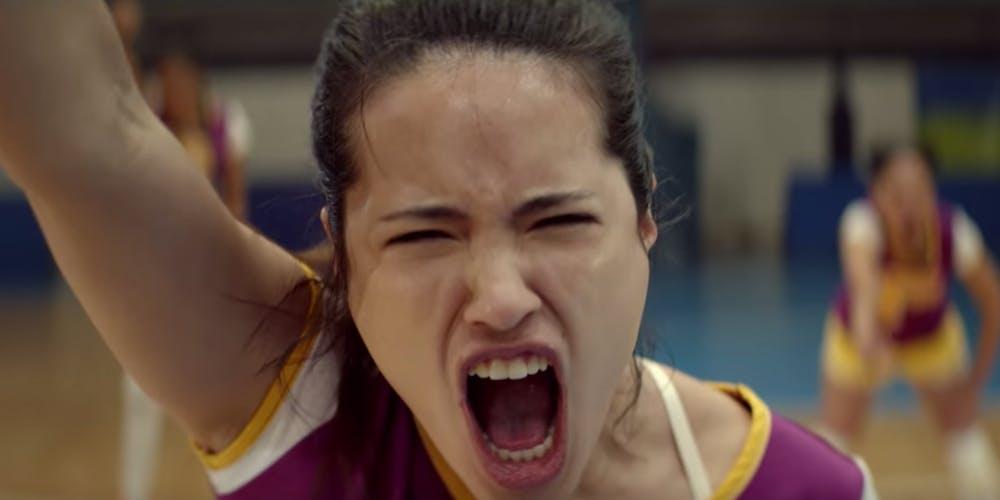 best sports movies netflix - girls with balls