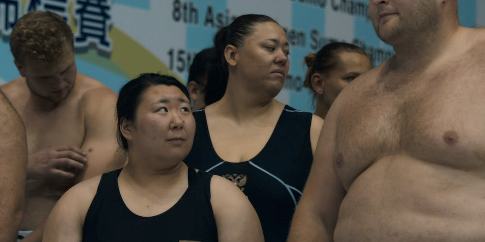 best sports movies on netflix - little miss sumo