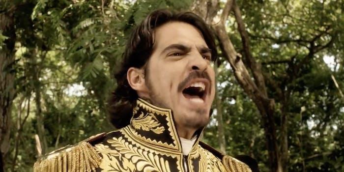 Bolivar drama netflix