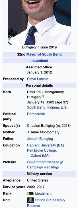pete buttigieg height how tall is pete buttigieg