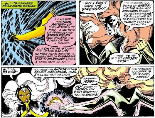 dark phoenix saga comics