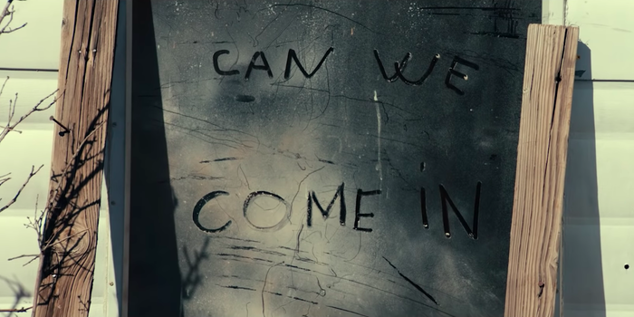 hulu into the dark they come knocking review