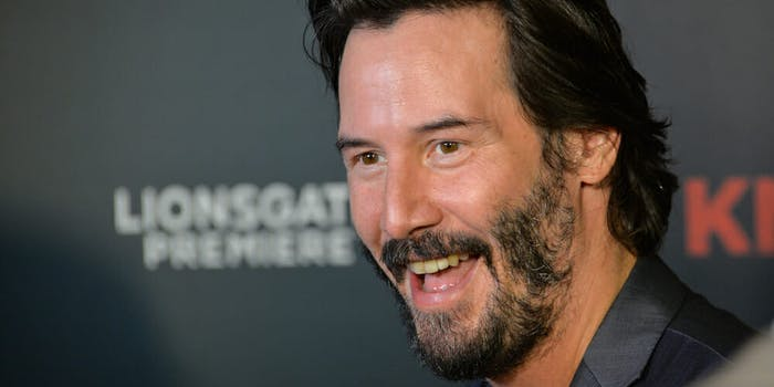 Keanu Reeves MCU