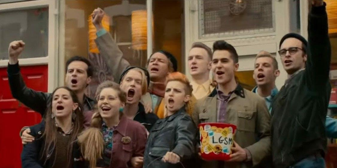 lgbt movies on amazon prime - pride