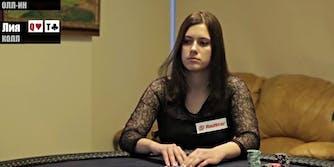 Liliya Novikova poker death Twitch