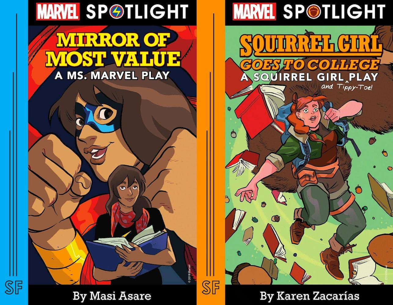 marvel spotlight plays