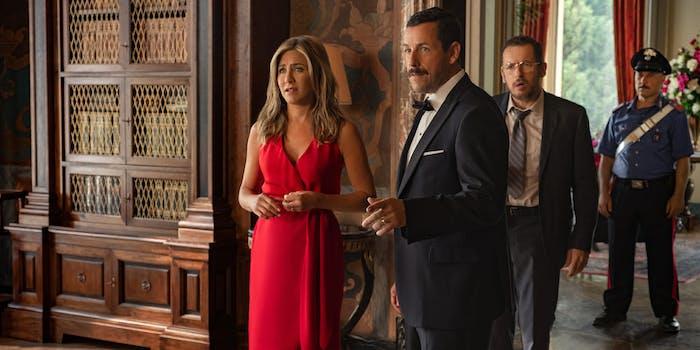 Netflix murder mystery review